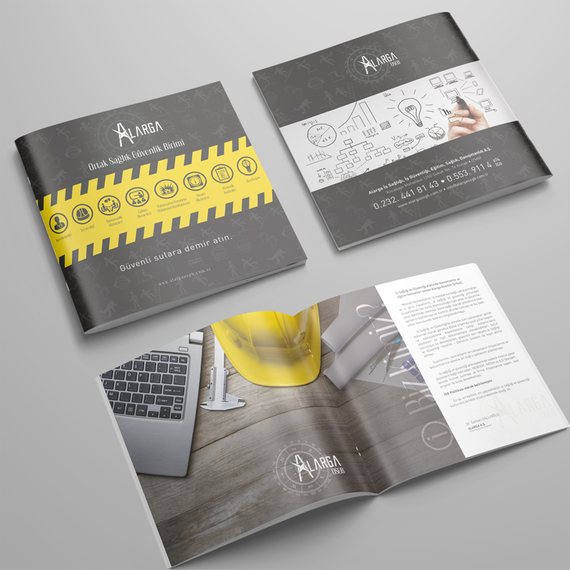 Alarga OSGB Katalog - DİJİTAL MEDYA