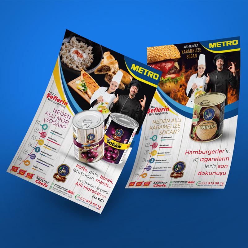Alli-Horeca Flyer - DİJİTAL MEDYA