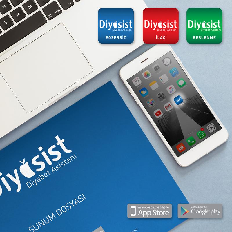 Diyasist App İcon - DİJİTAL MEDYA