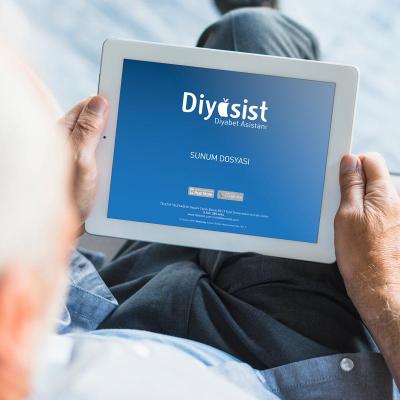 Diyasist App Sunum - DİJİTAL MEDYA