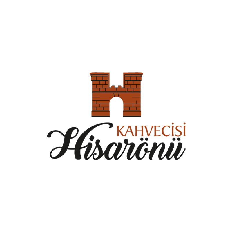 Hisarönü Kahvecisi Logo - DİJİTAL MEDYA