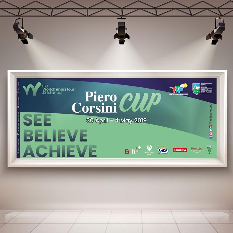 Piero Corsini Cup Billboard - DİJİTAL MEDYA