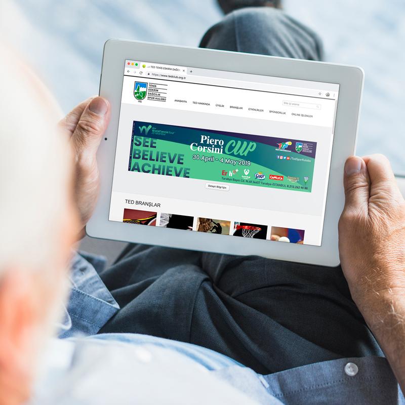 Piero Corsini Cup Web Banner - DİJİTAL MEDYA