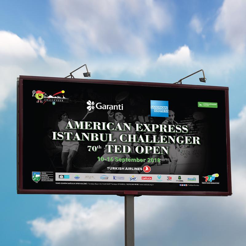 TED Challenger Billboard - DİJİTAL MEDYA