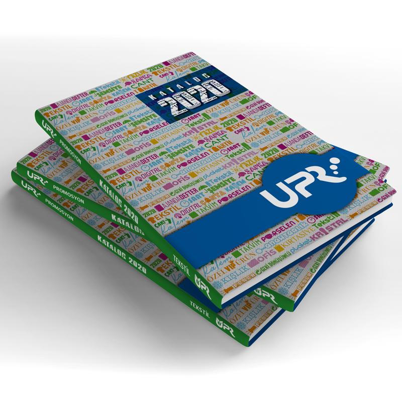 UPR Promosyon Katalog - DİJİTAL MEDYA